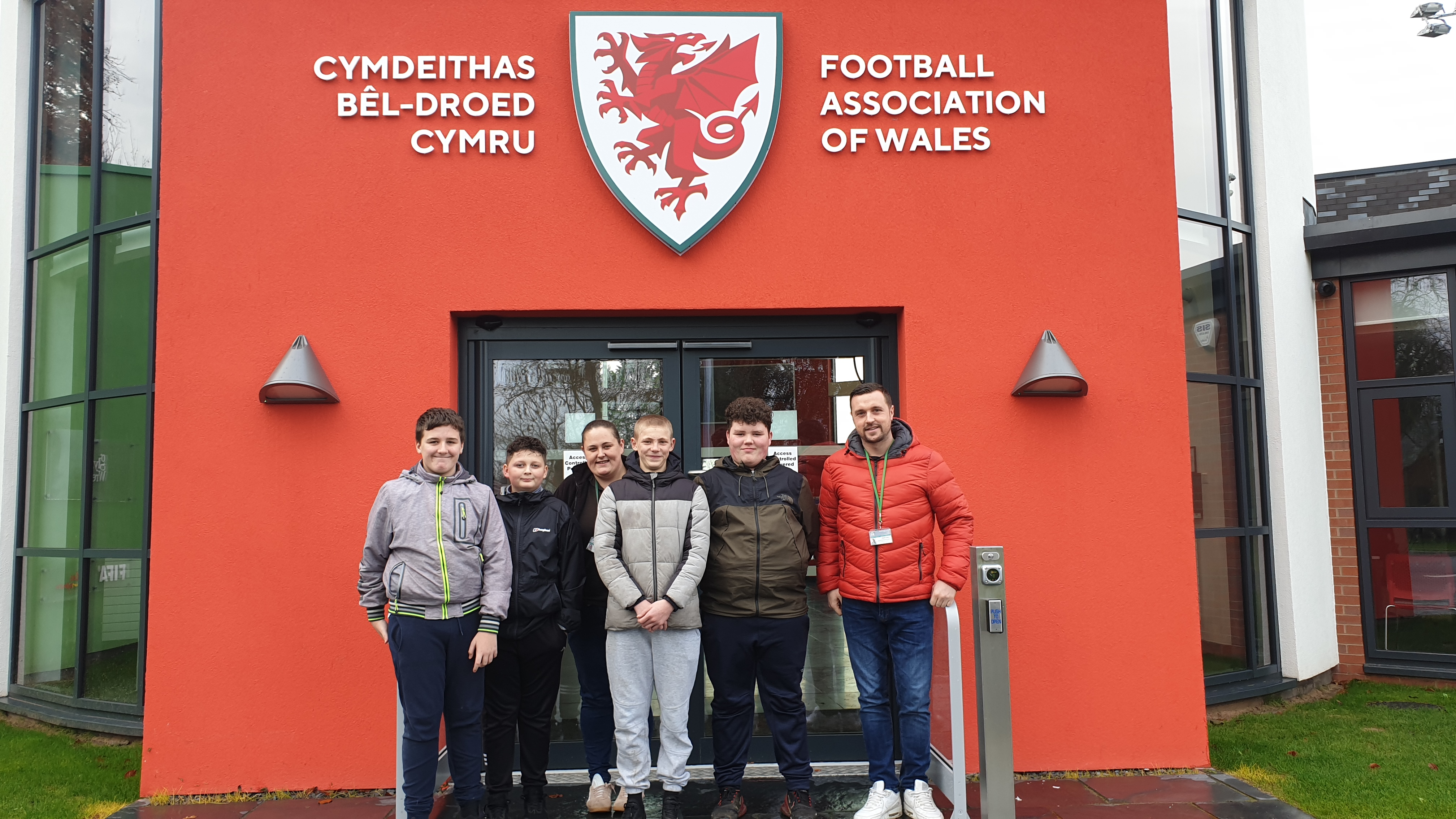 Youth Group visit Colliers Park